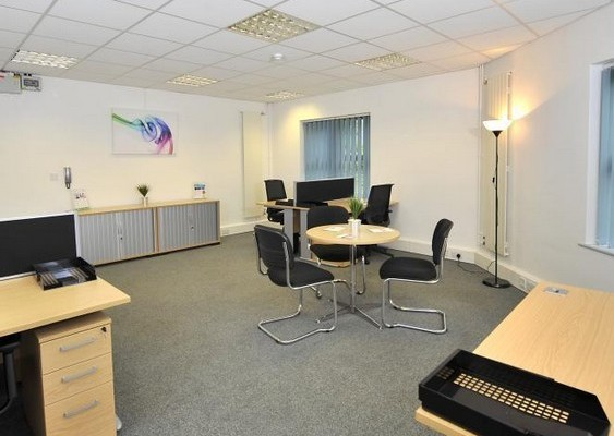 Crab Apple Way WR11 office space – Private Office (different sizes available).