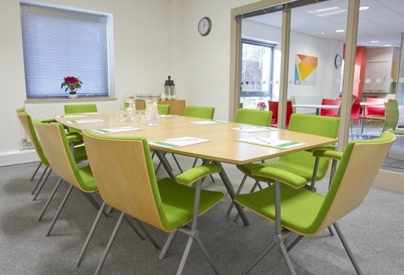 Crab Apple Way WR11 office space – Meeting/Boardroom.