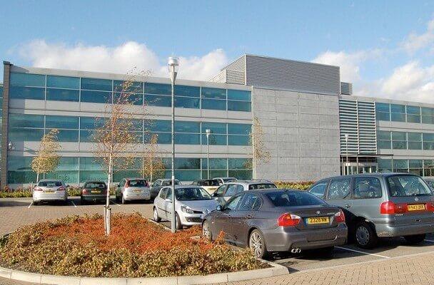 Brunel Way DA1, DA2 office space – Building External