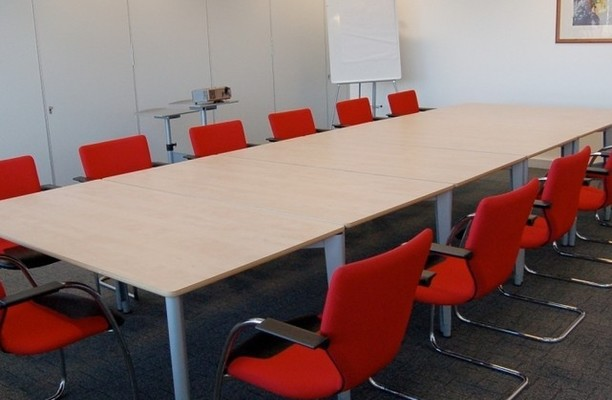 Brunel Way DA1, DA2 office space – Meeting/Boardroom.
