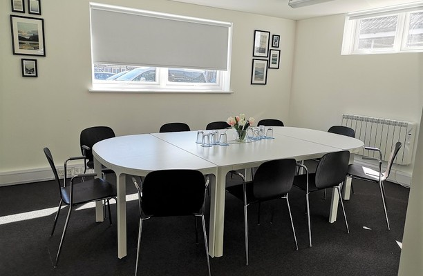 Old Shoreham Road BN3 office space – Meeting/Boardroom.