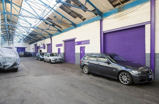 Bordesley Green Road B1 office space – Building External