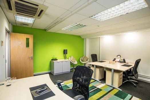 Oxford Street RG2 office space – Private Office (different sizes available).