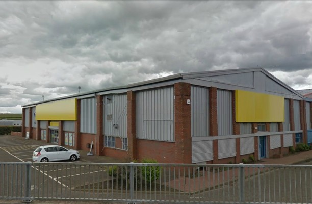 Newcraighall Road office space – Building External