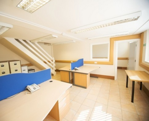 First Avenue MK1-MK3 office space – Private Office (different sizes available).