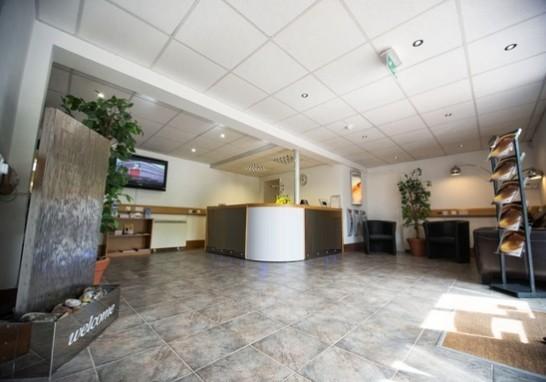 Barton Road MK1-MK3 office space – Reception
