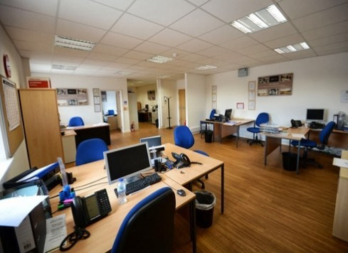 Barton Road MK1-MK3 office space – Private Office (different sizes available).