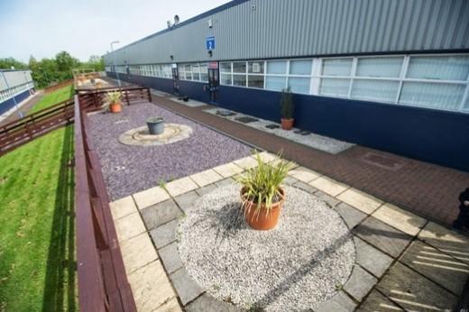 Barton Road MK1-MK3 office space – View