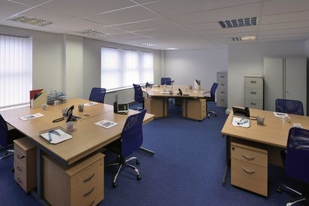 Dallam Lane WA1 office space – Private Office (different sizes available).