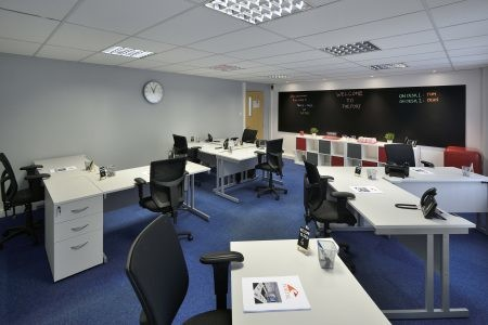 Dallam Lane WA1 office space – Shared Office