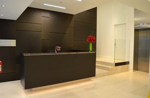 Jermyn Street W1 office space – Reception
