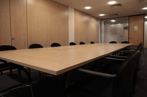 East Road EC1 office space – Meeting/Boardroom.