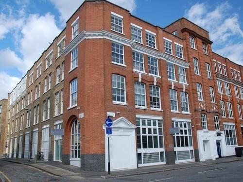 East Road EC1 office space – Building External