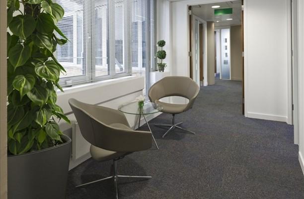 Fetter Lane WC2A office space – Break Out Area