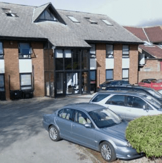 Oakley Road OX39 office space – Building External