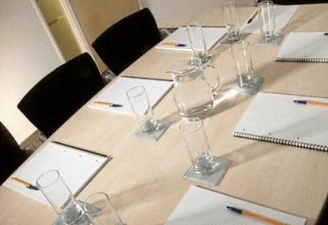 Upper High Street OX9 office space – Meeting/Boardroom.