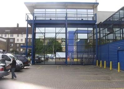 Kingsbury Road B1 office space – Building External