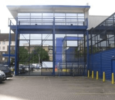 Queens Road NG1 office space – Building External