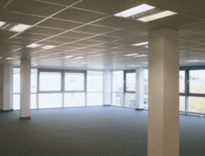 Queens Road NG1 office space – Private Office (different sizes available).