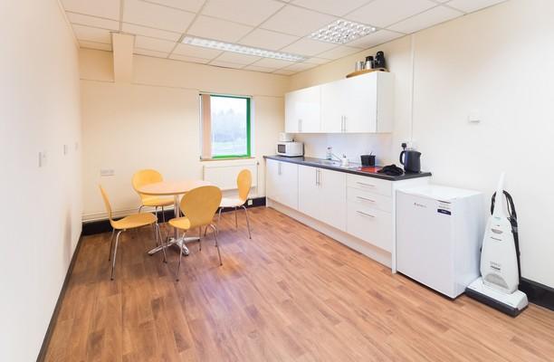 High Force Road TS1 office space – Kitchen