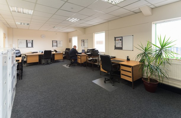 High Force Road TS1 office space – Private Office (different sizes available).