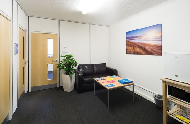 West Percy Street NE29, NE30 office space – Break Out Area
