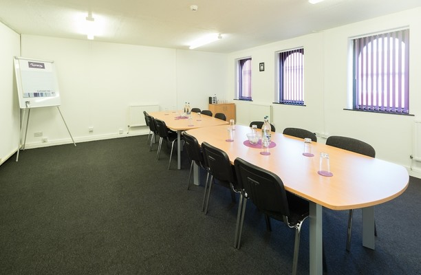 West Percy Street NE29, NE30 office space – Meeting/Boardroom.