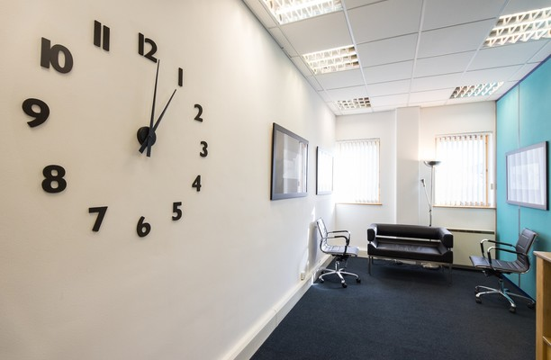 Liberty Way office space – Break Out Area