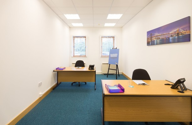 Liberty Way office space – Private Office (different sizes available).
