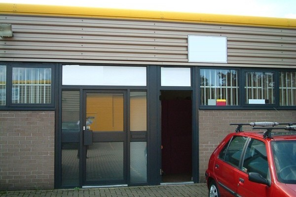 Carlton Road CR0 office space – Building External