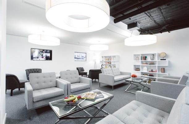 Knightsbridge Green SW1, SW3, SW7 office space – Break Out Area