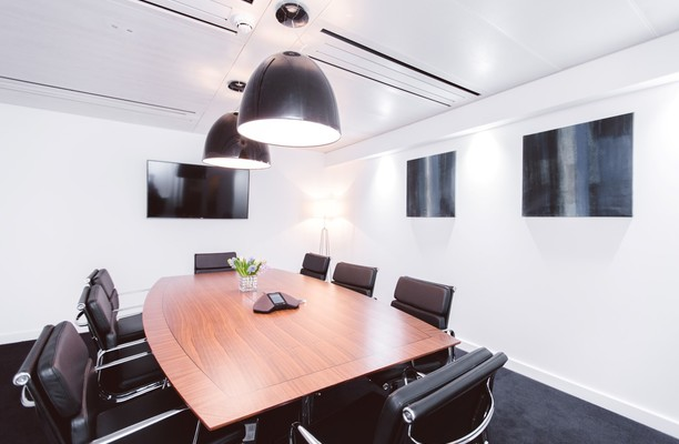 Knightsbridge Green SW1, SW3, SW7 office space – Meeting/Boardroom.