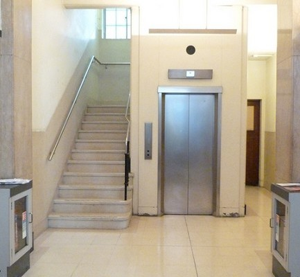Margaret Street W1 office space – Elevators