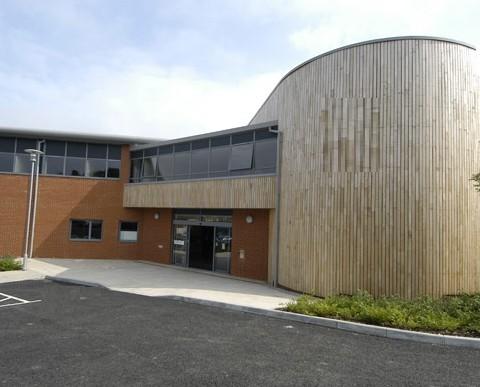 Highfield Drive TN37, TN38 office space – Building External
