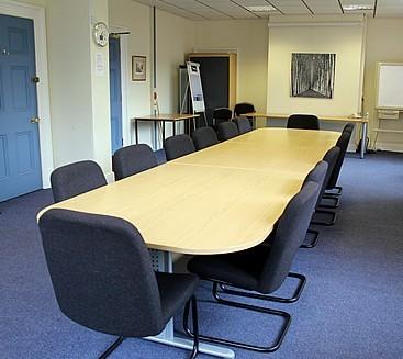 Fishergate YO1 office space – Meeting/Boardroom.
