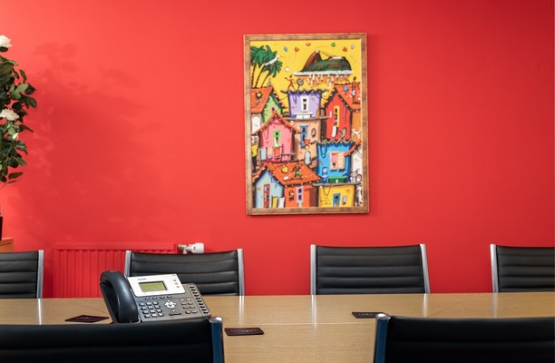 Molly Millars Close RG40 office space – Meeting/Boardroom.