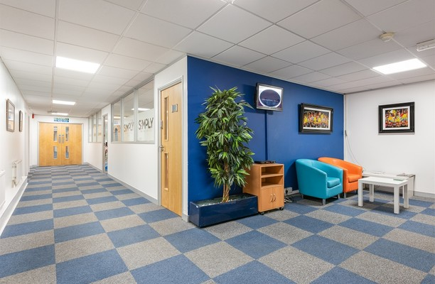 Molly Millars Close RG40 office space – Break Out Area