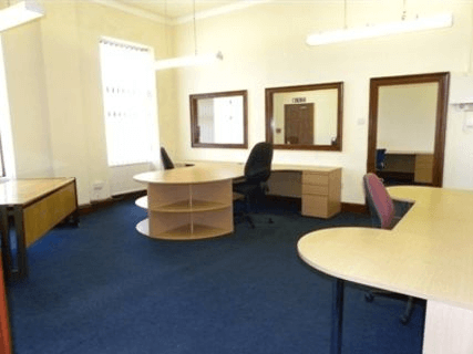 Bewsey Street WA1 office space – Private Office (different sizes available).