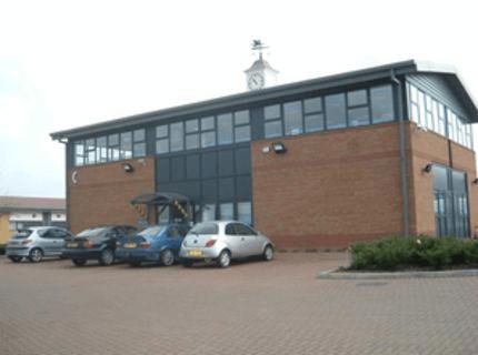 Castle Road ME9, ME10 office space – Building External