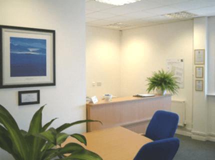 Castle Road ME9, ME10 office space – Reception