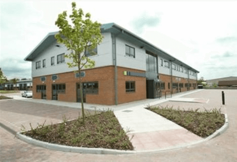 Harlow Business Park CM17 office space – Building External