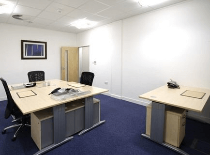 Harlow Business Park CM17 office space – Private Office (different sizes available).
