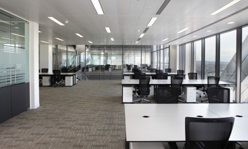 Bishopsgate EC1 office space – Private Office (different sizes available).