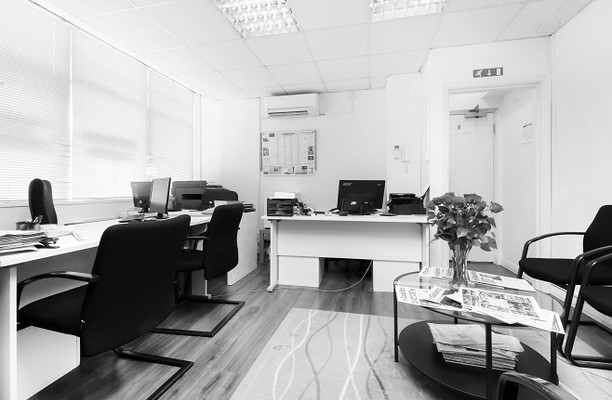 Praed Street W2 office space – Private Office (different sizes available).