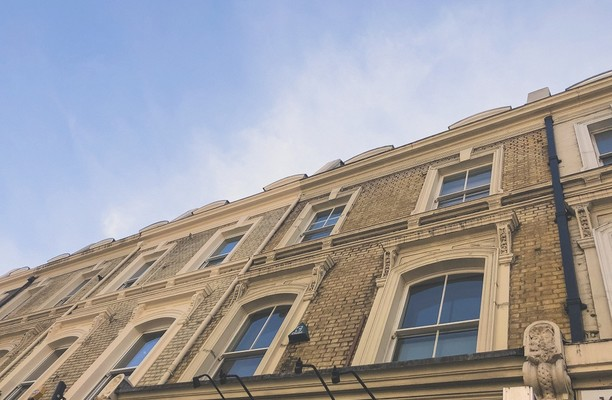Praed Street W2 office space – Building External