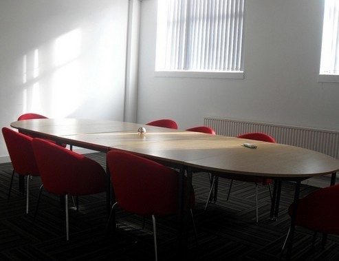 Mitcham Road CR0 office space – Meeting/Boardroom.