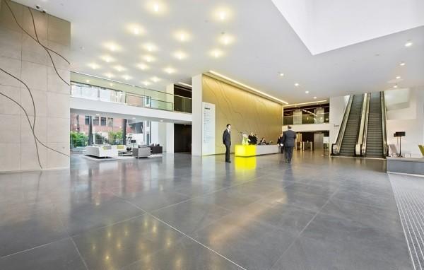 Aldersgate EC1 office space – Reception