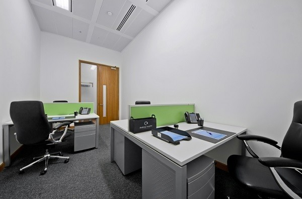 Aldersgate EC1 office space – Private Office (different sizes available).