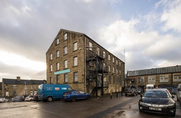 Luck Lane HD1-6 office space – Building External