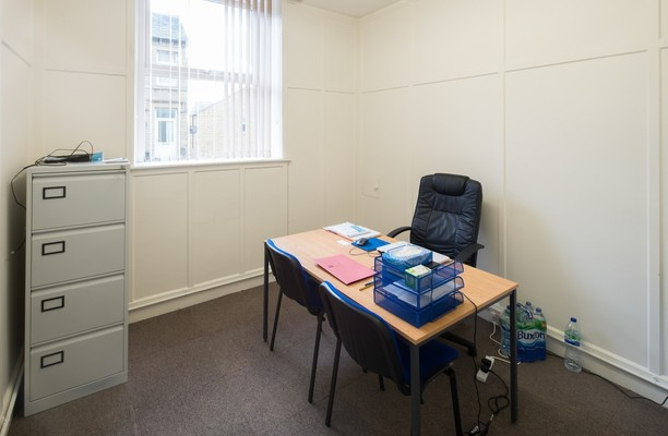Luck Lane HD1-6 office space – Private Office (different sizes available).